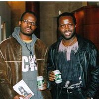 The Co-Founders of the AM419 UNDA-G MUSICAL MOVEMENT..