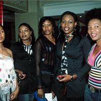 Nollywood ladies
