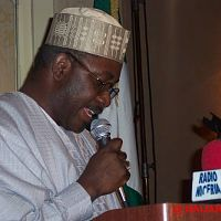 The DG of the Nigerian Broadcasting Commission
