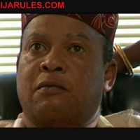 Shola Adeyemo as Chief Odogwu, Mandela's father, in Only In America