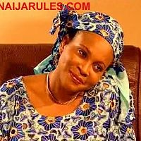 In her role as the second wife of the nation's president in,'AGBARA OBIRIN'.