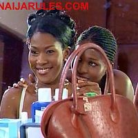STEPHANIE OKEREKE and BLESSING EFFIOM in,'BE 4 THE VOW'.