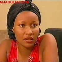 As the youngest daughter of the rich widow who has the hots for her mother's young lover,ALEX.  OMO JAIYEJAIYE