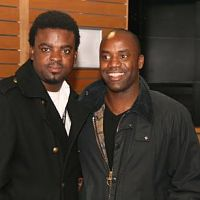 Irapada premiere at the LONDON FILM FESTIVAL. Myself and the director of the short film'AREA BOY'