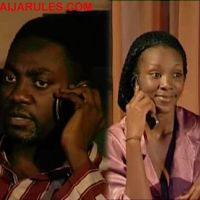 "YEMI BLAQ and GENEVIEVE NNAJI in the hit movie,""LETTERS TO A STRANGER"""