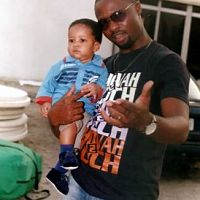 Papa and pikin