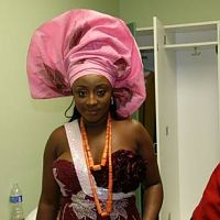Ini Edo Wedding in Houston