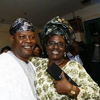 Ogogo and Yinka Quadri @50