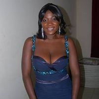 Mercy Johnson at the Best of Nollywood Awards 2009