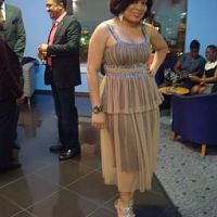 Monalisa Chinda looking cute.