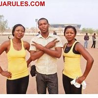 Chidiebere and Chidinma Aneke popularly known as the Aneke Twins