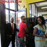Van Vicker at First Impressions in Chicago